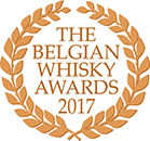 The Belgium whisky award 2017