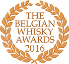 The Belgium whisky award 2016